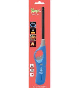 Yeepi BBQ Long Lighter Blue