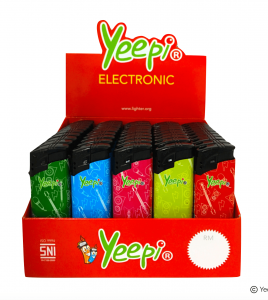Yeepi Electronic 3300A Lighter Musical Series (50)
