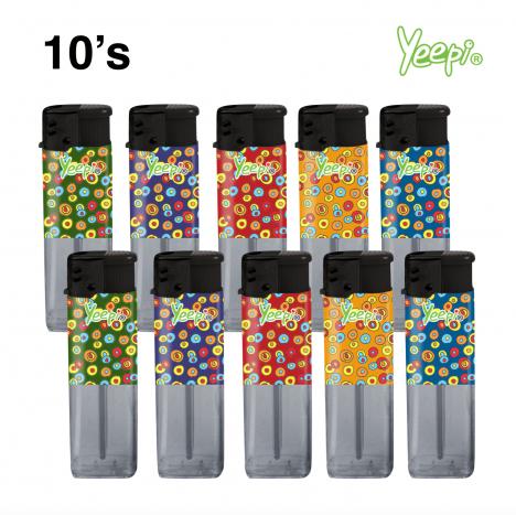 1. Yeepi Slim Electronic Gas Lighter 3301_10s