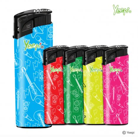 Yeepi Electronic 3300A Lighter Musical Series (5)