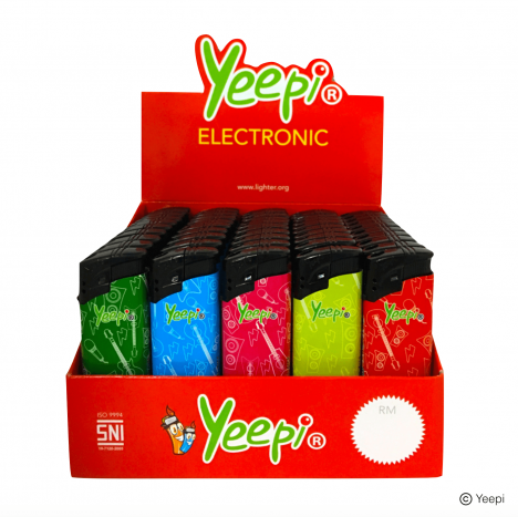 Yeepi Electronic 3300A Lighter Musical Series (50)