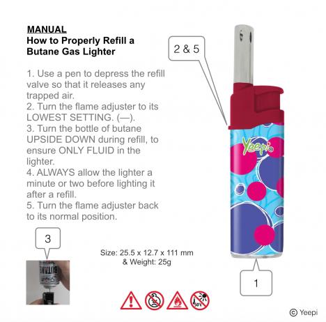 Yeepi Torch 5100 Manual