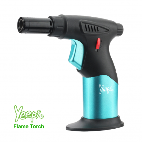 flame torch turquoise 5